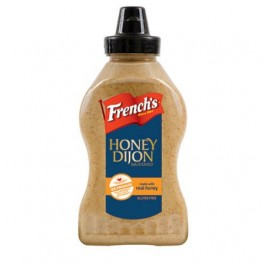 French's Honey Dijon Mustard (340g)
