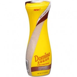 Domino Pourable Light Brown Pure Cane Sugar (283g)