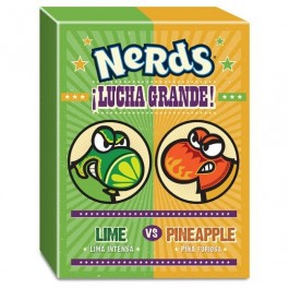 Wonka Nerds ¡Lucha Grande! Lime VS Pineapple (47g)
