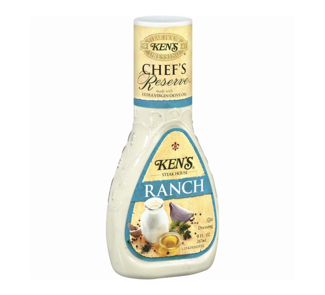 Ken S Steak House Chef S Reserve Ranch Dressing 267ml