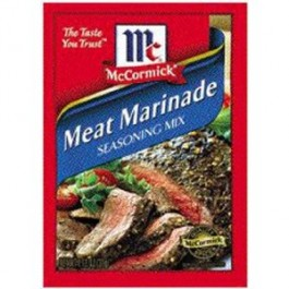 McCormick Meat Marinade Seasoning Mix (31g)