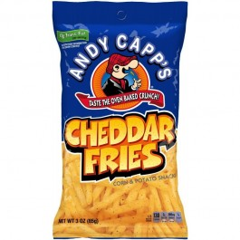 Andy Capp's Cheddar Fries (85g)