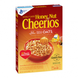 Cheerios Honey Nut, Gluten Free (347g)