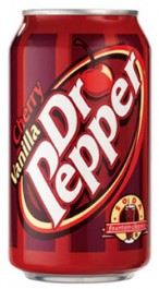 Dr Pepper Cherry Vanilla (355ml) USfoodz