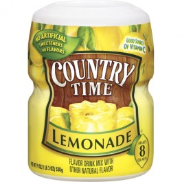 Country Time Lemonade (538g)