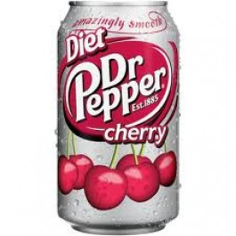 Dr Pepper Cherry Diet (355ml)