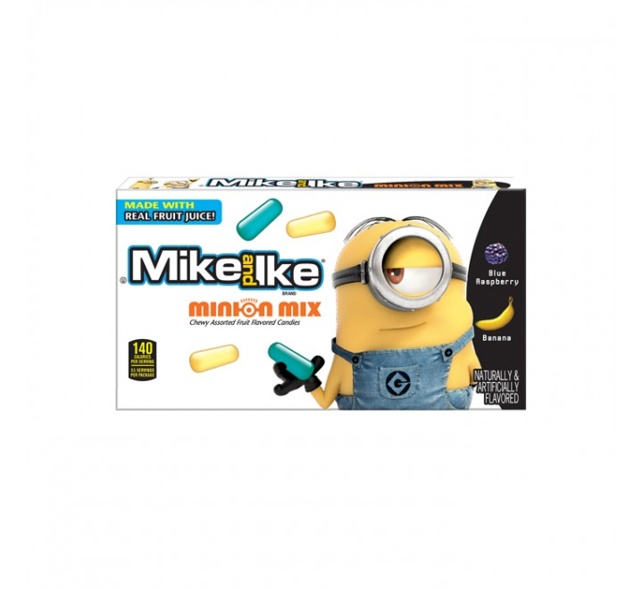 Mike and Ike Minion Mix