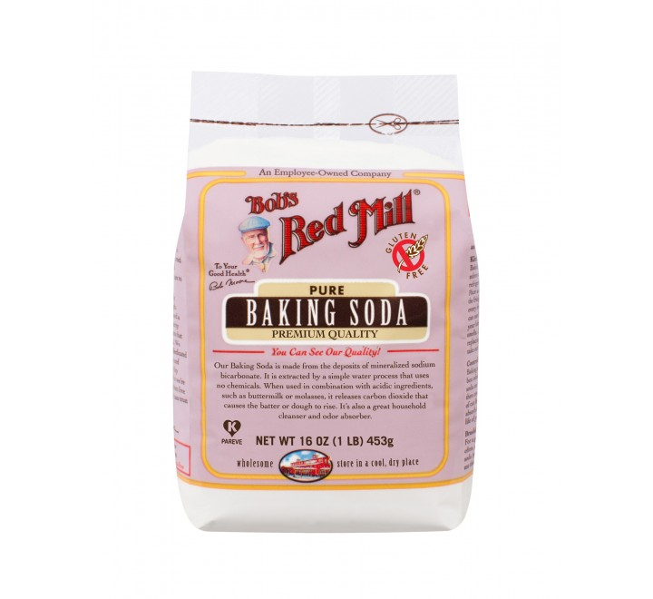 Bob's Red Mill Pure Baking Soda (450g)