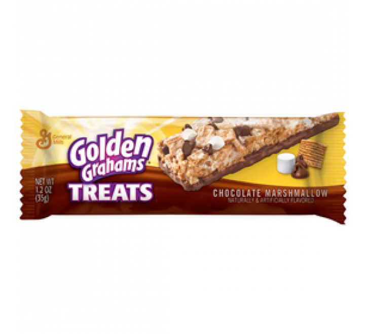 Golden Grahams Chocolate Marshmallow Treats (60g)