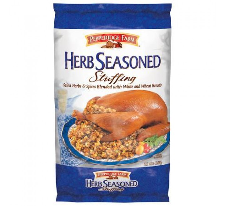 Pepperidge Farm Herb Seasoned Stuffing (397g)