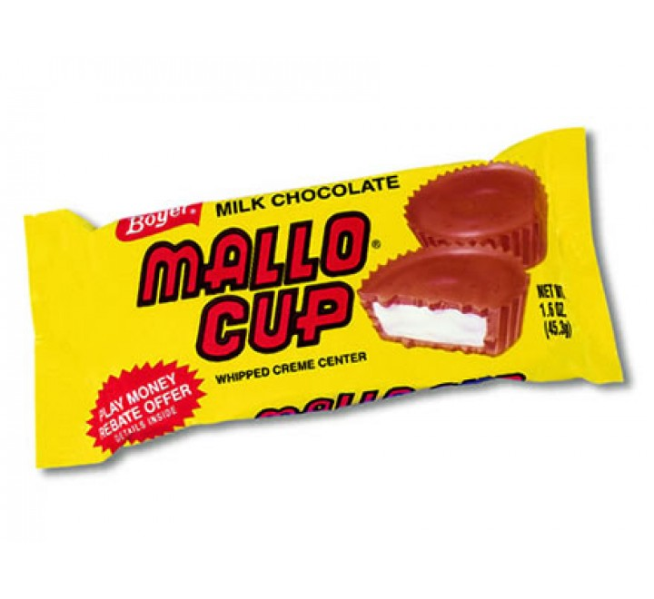 Boyer Milk Chocolate Mallo Cup (45g)