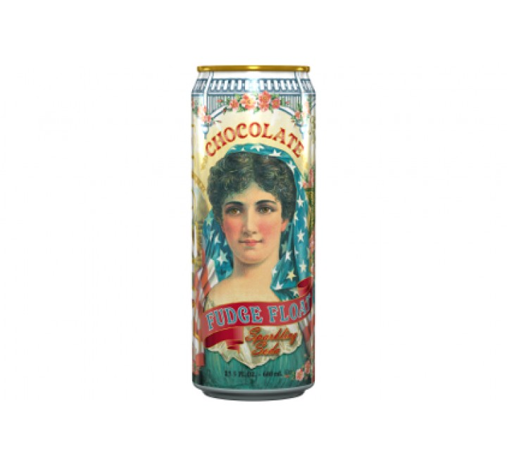 Arizona Chocolate Fudge Float Sparkling Soda (695ml)