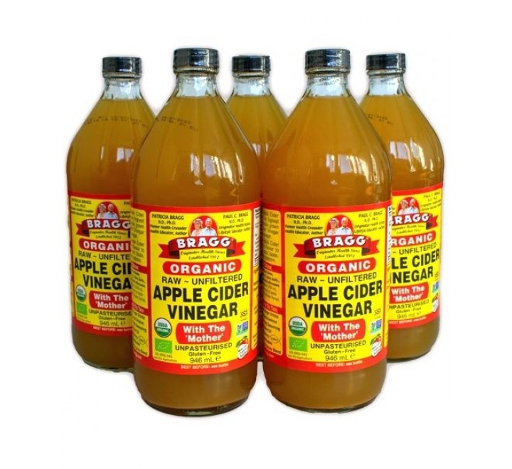 Bragg Organic Apple Cider Vinegar (12x946ml) VOLUME