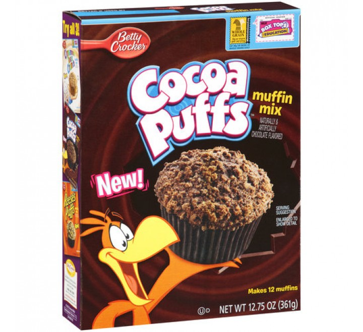 Cocoa Puffs Muffin Mix (361g)