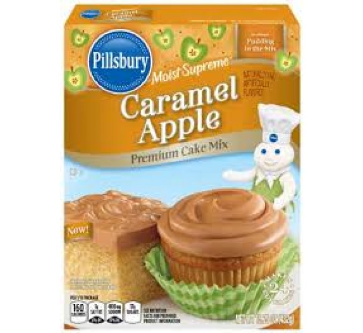 Pillsbury Caramel Apple Cake Mix (432g)