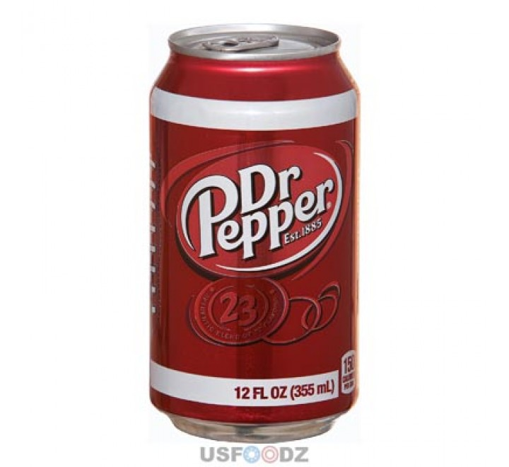 Dr Pepper Regular (355ml)