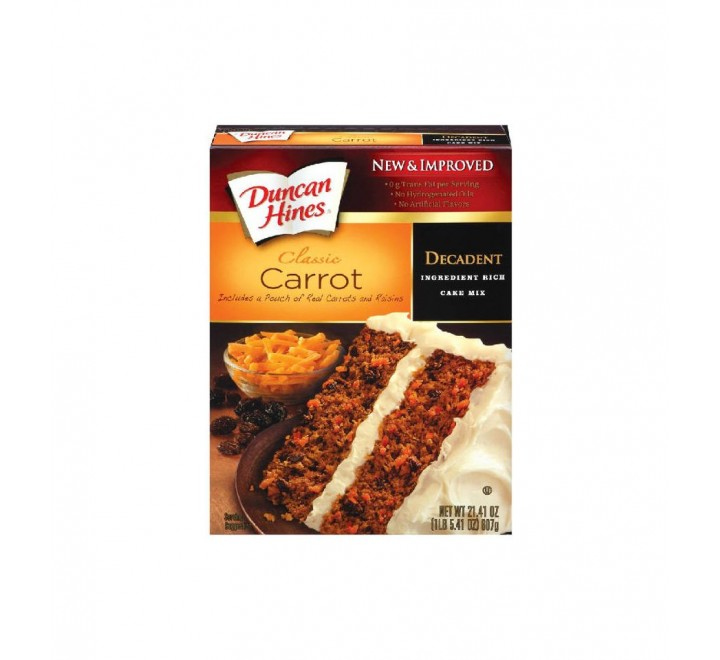 Duncan Hines Perfectly Moist Spice Cake Mix (432g)