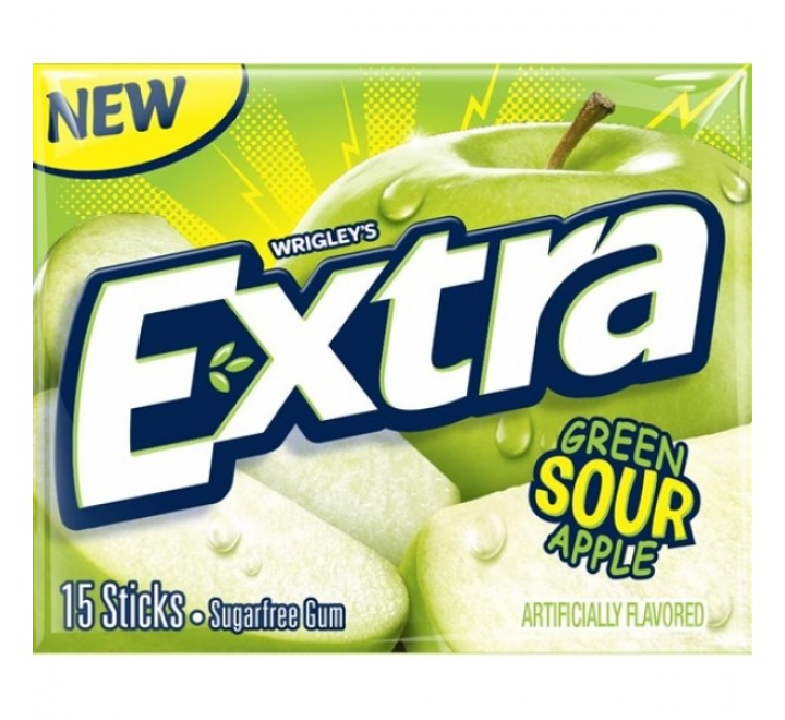 Extra Sour Green Apple