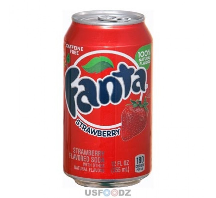 Fanta Strawberry (355ml)