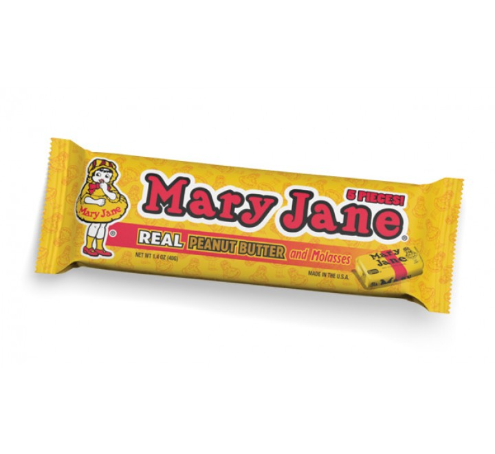 Mary Jane, Candy Bar (40g) USfoodz