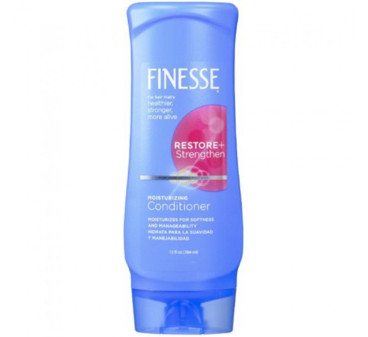 Finesse Restore+Strengthen Moisturizing, Conditioner (384ml)