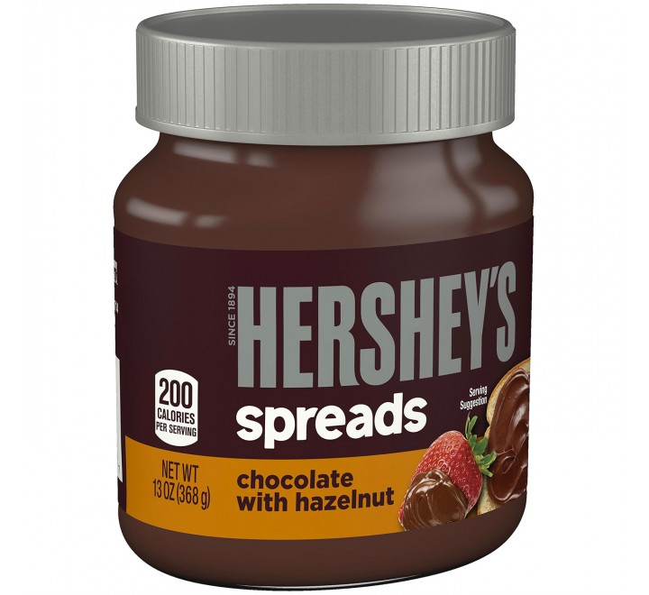 Hershey's Chocolate with Hazelnut Spreads (369g)