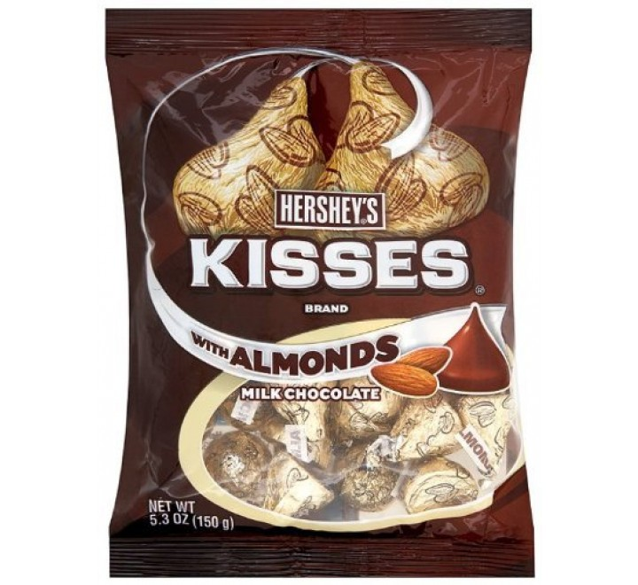 Hershey's Kisses, Milk Chocolate (150g)