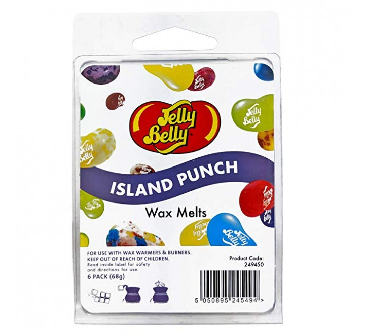Jelly Belly Wax Melts, Island Punch (68g)
