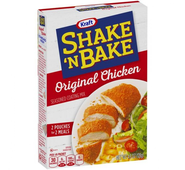 Shake 'N Bake Original Chicken (128g)