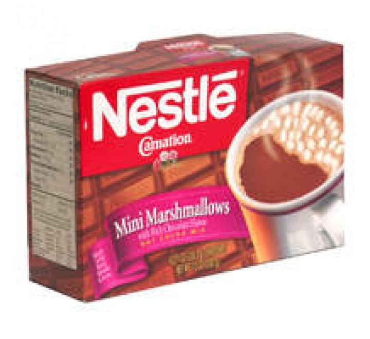 Nestlé Hot Cocoa Mix with Mini Marshmallows (121g)