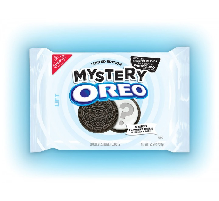 Oreo Mystery Flavor (Limited Edition) (432g)