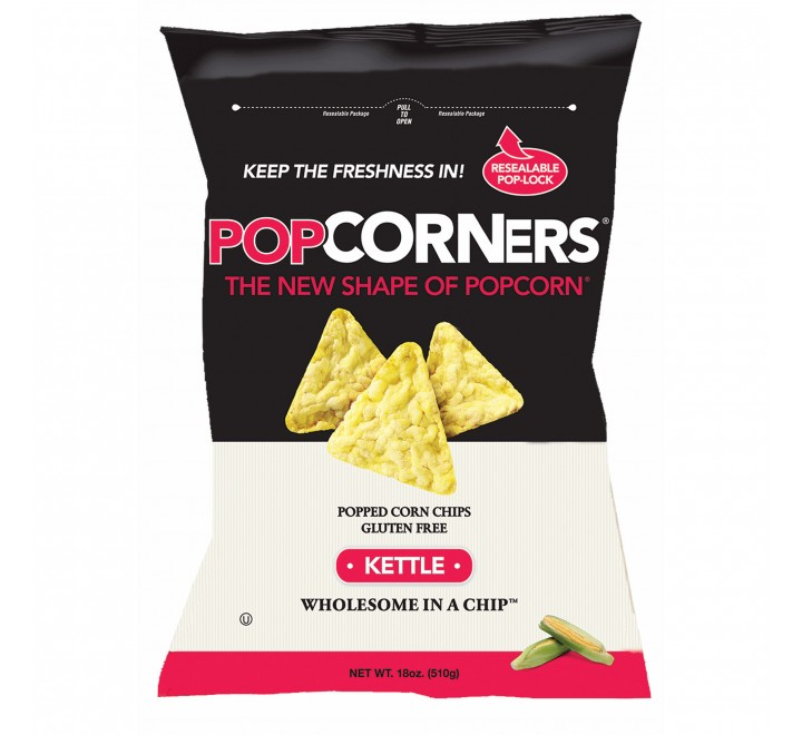 Popcorners Kettle Gluten Free Corn Chips (142g)