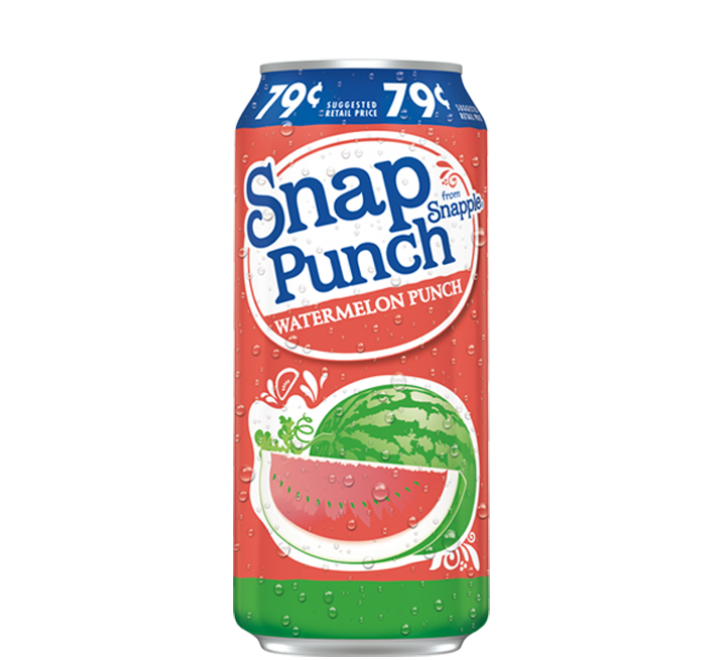 Snapple Watermelon Punch (473ml)