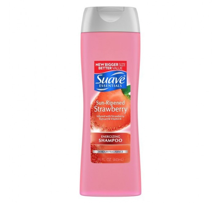 Suave Sun-Ripened Strawberry, Shampoo (443ml)