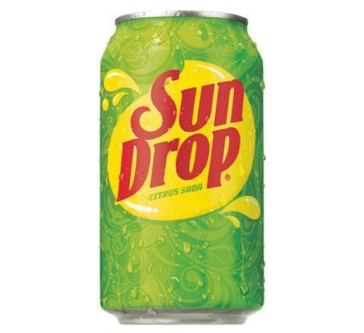 Sun Drop Citrus Soda (355ml)