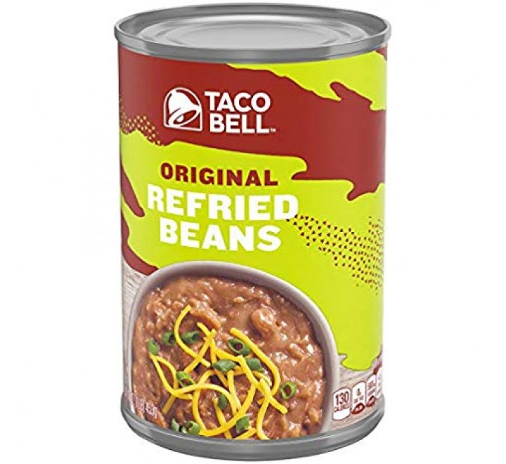 Taco Bell Home Originals Refried Beans (453g)