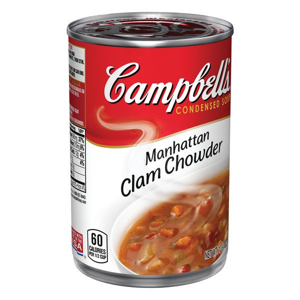 Campbell S Manhattan Clam Chowder Soup 305g