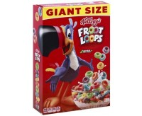 Kellogg's Froot Loops, Giant (737g)