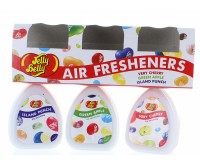 Jelly Belly Air Freshener 3-pack (Very Cherry, Green Apple, Island Punch) 3x50g