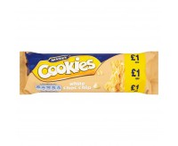 Mcvitie's White Choc Chip Cookies (150g)