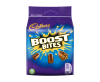 Cadbury Boost Bites, Bag (108g)