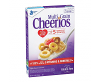 Cheerios Multi Grain Cereal (255g)