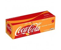 Coca-Cola Orange Vanilla (12-Pack)