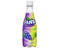 Fanta Double Grape, Cabernet & Chardonnay (410ml)