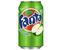 Fanta Green Apple (355ml)