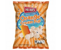 Herr's Snack Balls, Orange Cream Pop (170g)