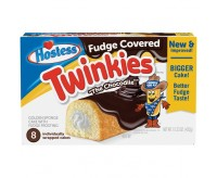 Hostess Twinkies Fudge Covered Cakes, The Chocodile (432g)