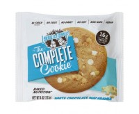 Lenny & Larry's The Complete Cookie, White chocolaty Macadamia (113g)