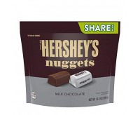 Hershey's Nuggets Milk Chocolate Classic Bag (289g)
