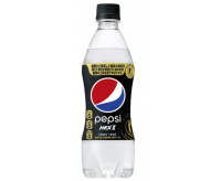 Pepsi NEX II Clear (500ml)